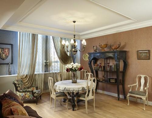 Мебель и отделка в готическом стиле