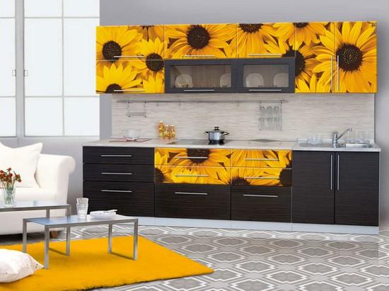 Самоклеющаяся пленка для кухонной мебели