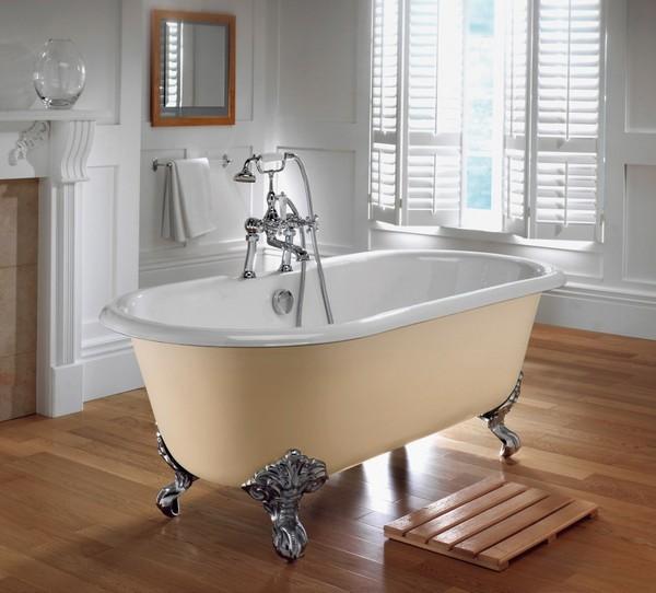 влагостойкий ламинат в ванную