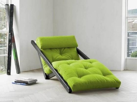 Оригинальное кресло-кровать фото
