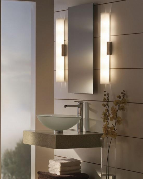 бра для зеркала в ванной