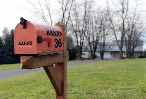 почтовый ящик для коттеджей