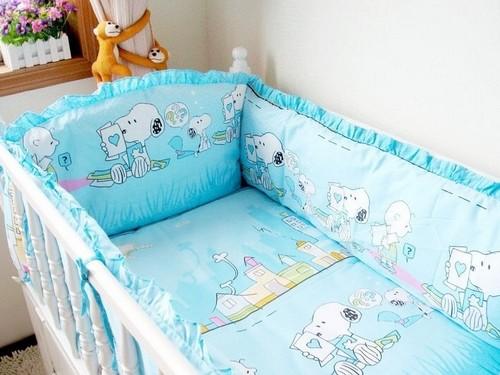 Круглые бортики в детскую кроватку своими руками