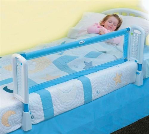 Съемный бортик защитный для детской кровати