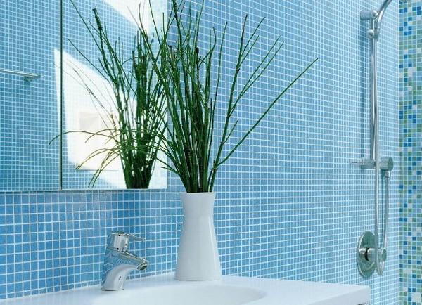 цвет ванной комнаты по фен шуй