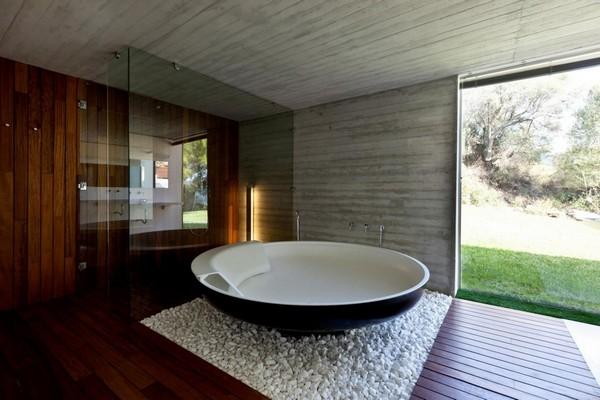 фен шуй зона богатства в ванной