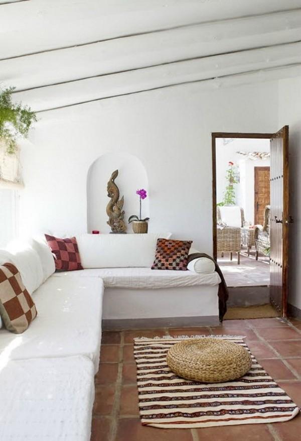 Особенности интерьера в испанском стиле