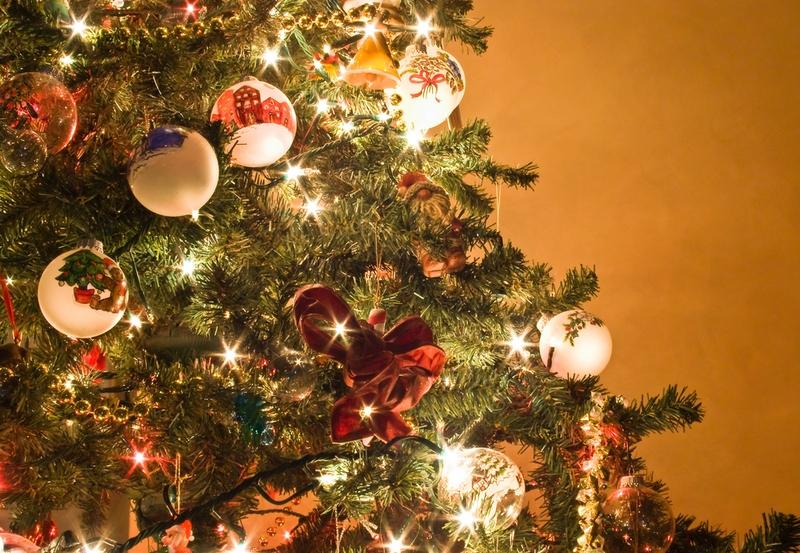 Как украсить елку в 2015 году