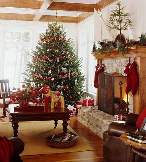 Модная новогодняя елка 2015 фото