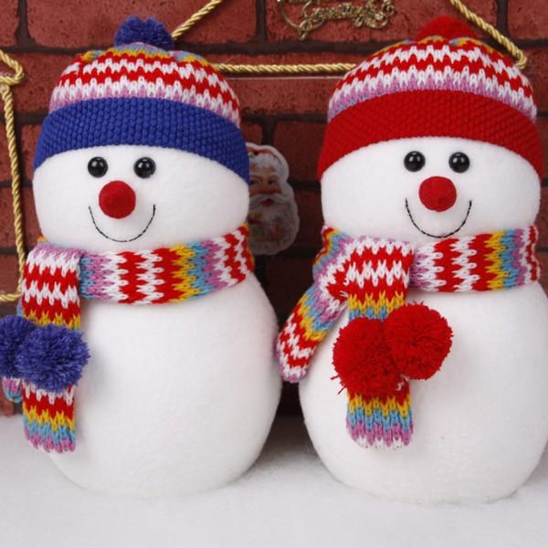 Новогодний декор 2015 снеговики