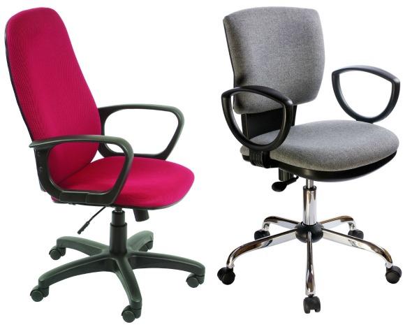 Офисные текстильные кресла фото