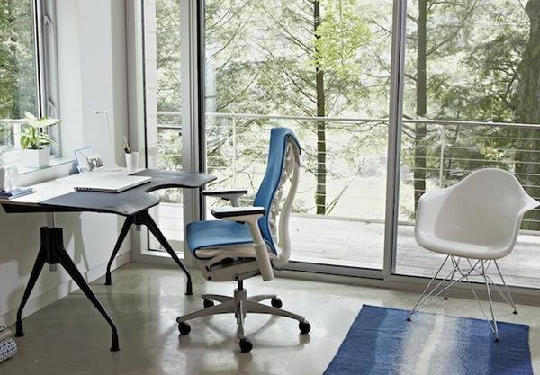 как выбрать офисное кресло для дома