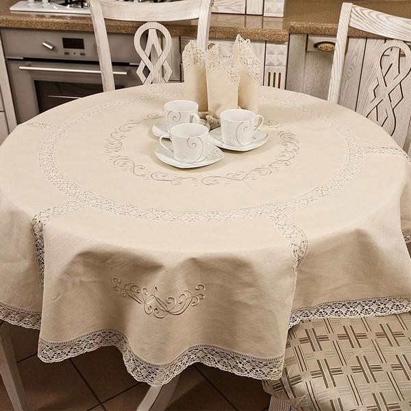 красивые скатерти на стол