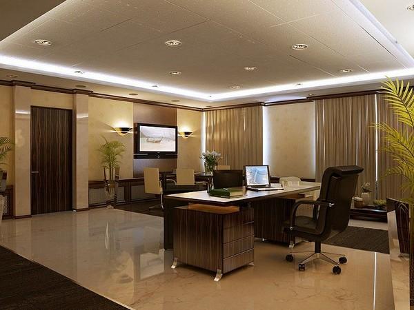 Дизайн кабинета.директора