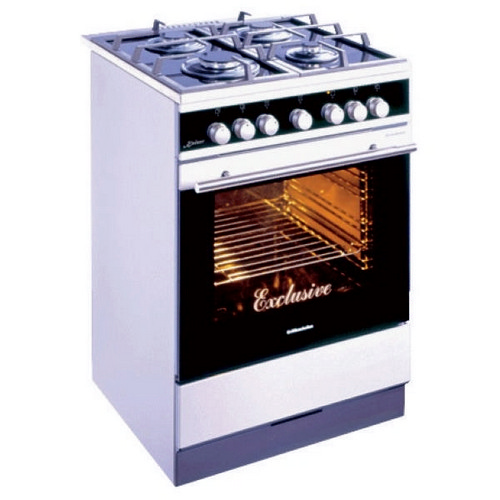 газовая плита с электрической духовкой