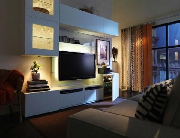 Как правильно крепить телевизор к стене