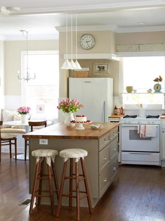 Мебель и техника для малогабаритной кухни