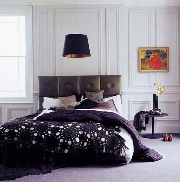 фото Ажурное покрывало для спальни