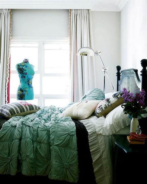 покрывала для спальни фото