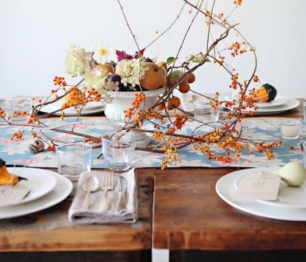 Пасхальная сервировка стола к завтраку картинки