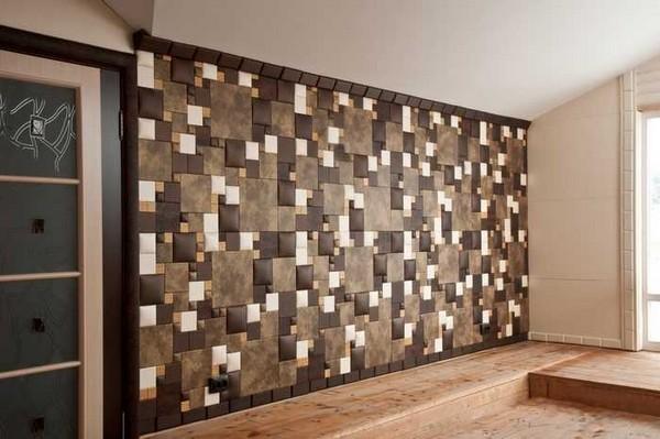 потолок панели в фото на коридор