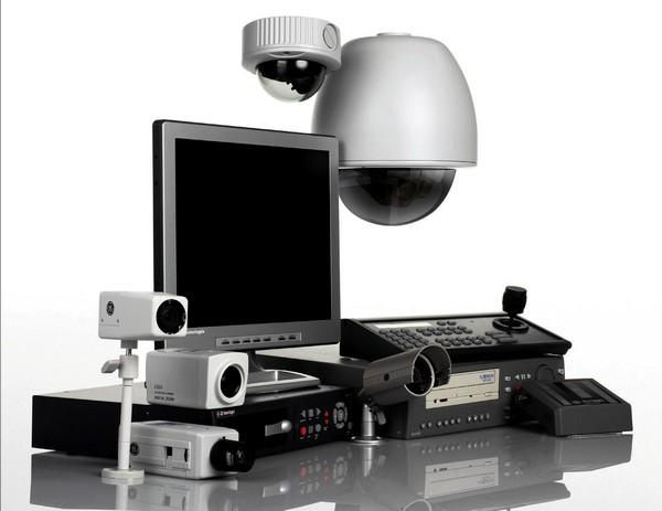 системы видеонаблюдения для частного дома цены