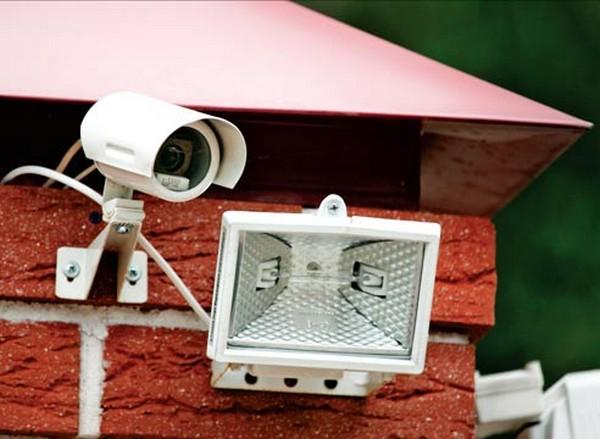 системы видеонаблюдения для частного дома