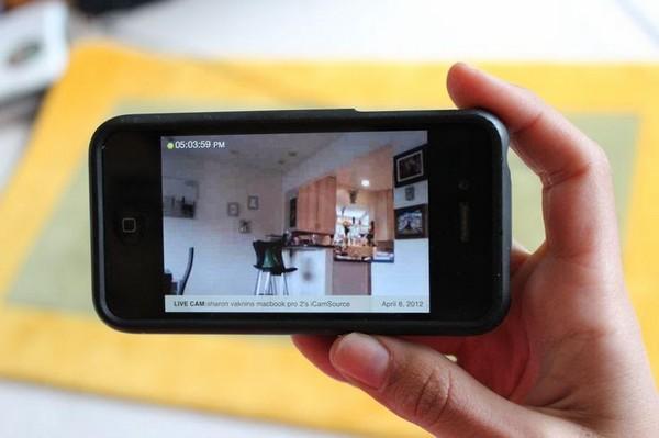 видеонаблюдение в квартиру