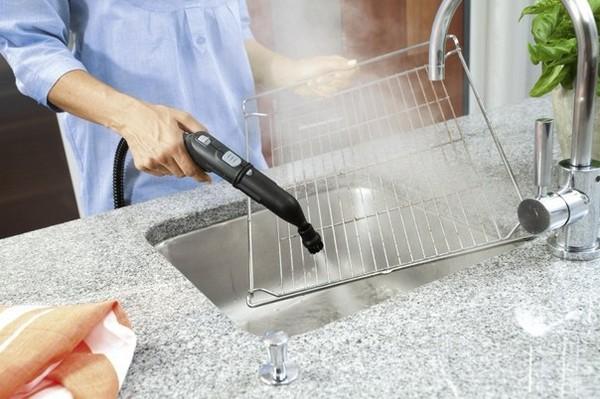 Пароочиститель для кухни фото