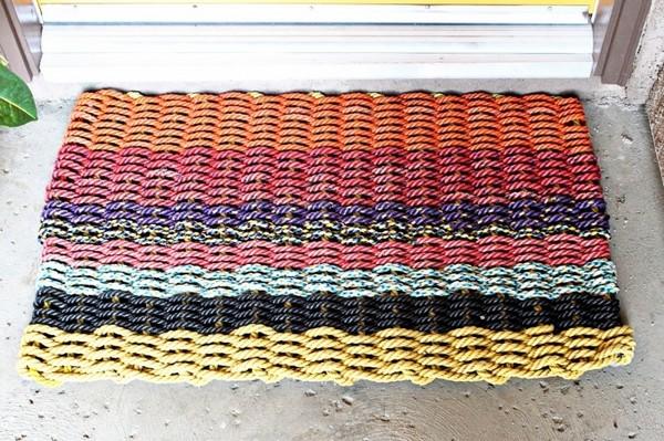 Придверной коврик счищающий грязь