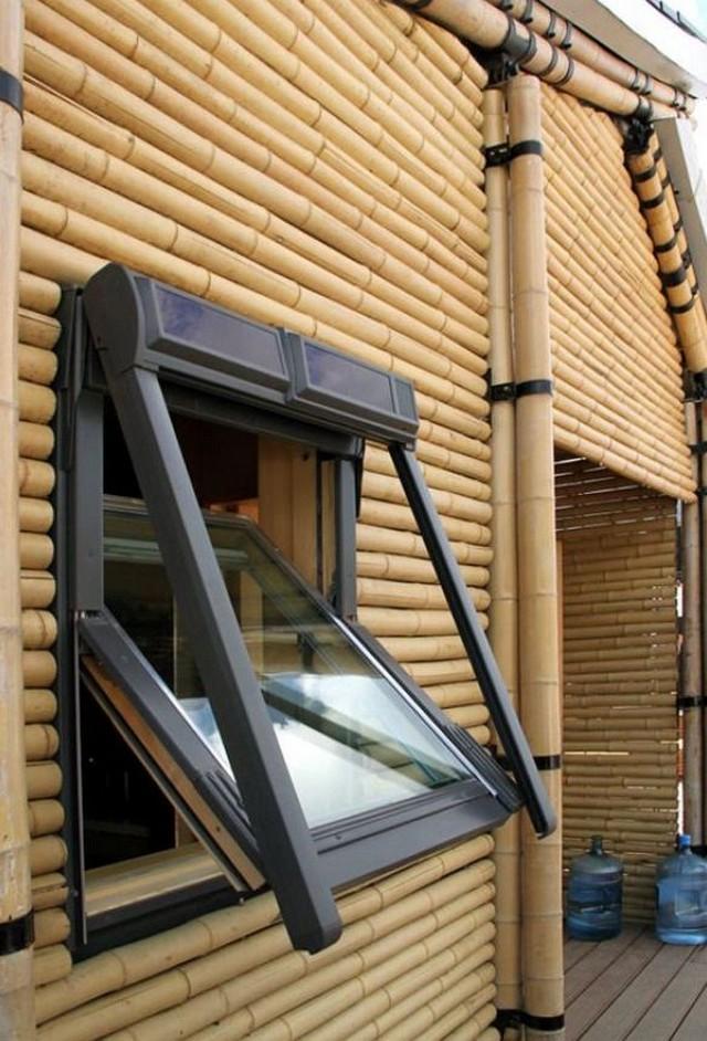 Строительство домов из бамбука