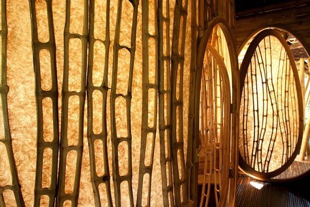 Бамбук как материал для строительства