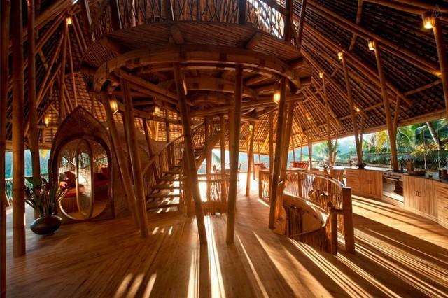 Технологии строительства домов из бамбука