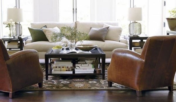 Как устранить запах кожаной мебели