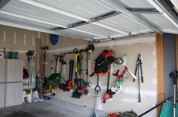 Организация порядка и хранения в гараже