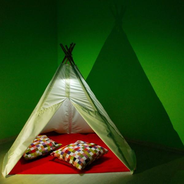 Шалаш-палатка для детей фото