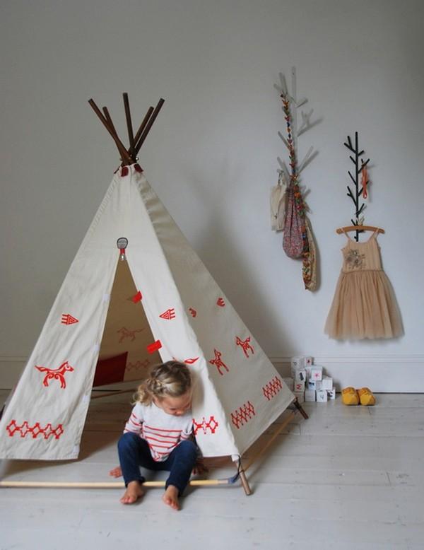 Вигвам палатка для ребенка