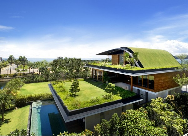 Планирование участка с загородным домом