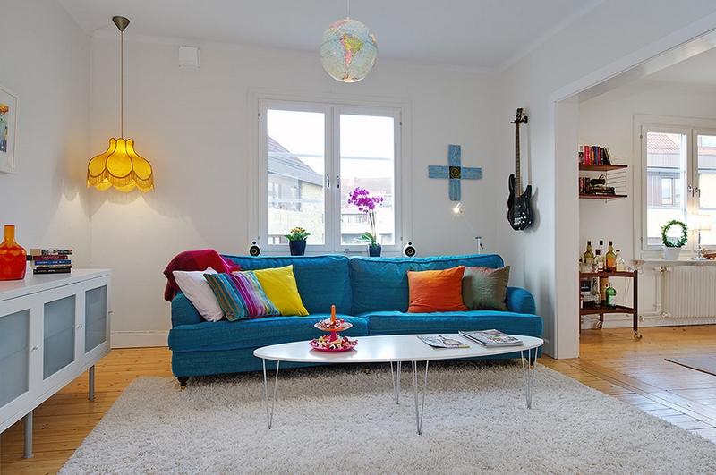 Расстановка мебели по фен шуй фото