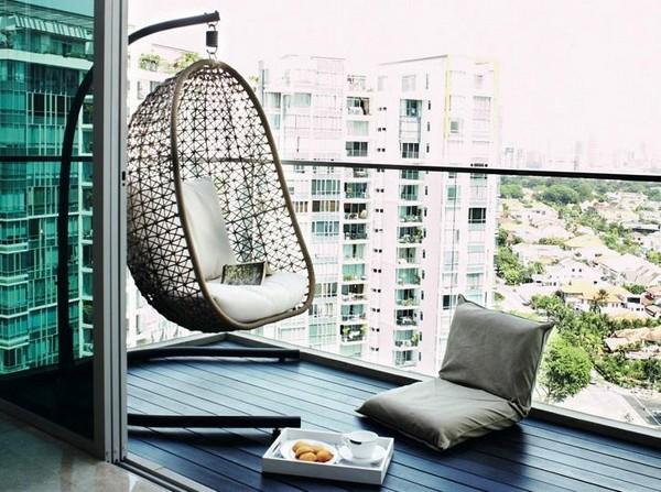 Современные красивые балконы фото