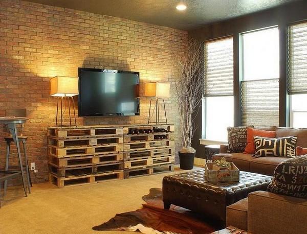 мебель в стиле индастриал