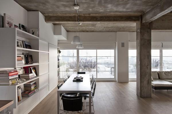 Интерьер дома в стиле индастриал фото
