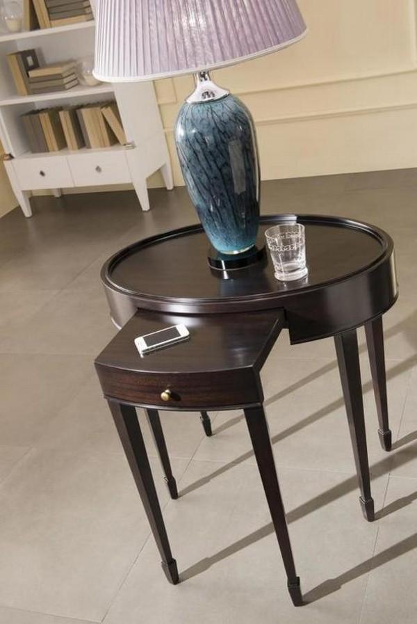 Оригинальный приставной столик