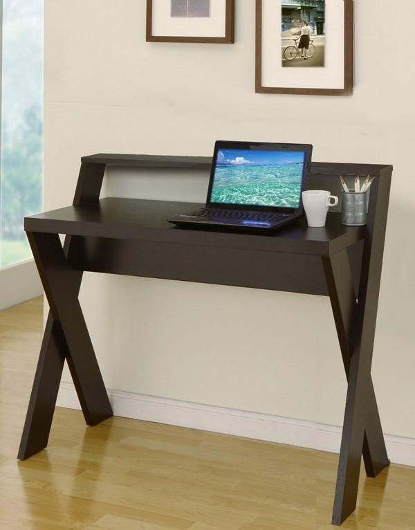 Складной компьютерный стол приставной фото