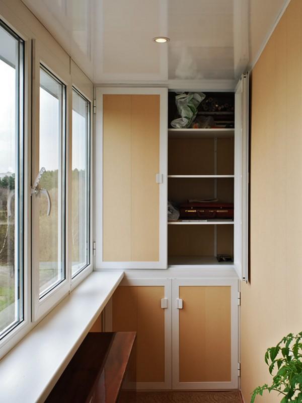 шкаф для балкона своими руками фото