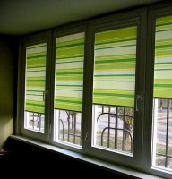 Жалюзи на балкон: разновидности и дизайн (фото) дом мечты.