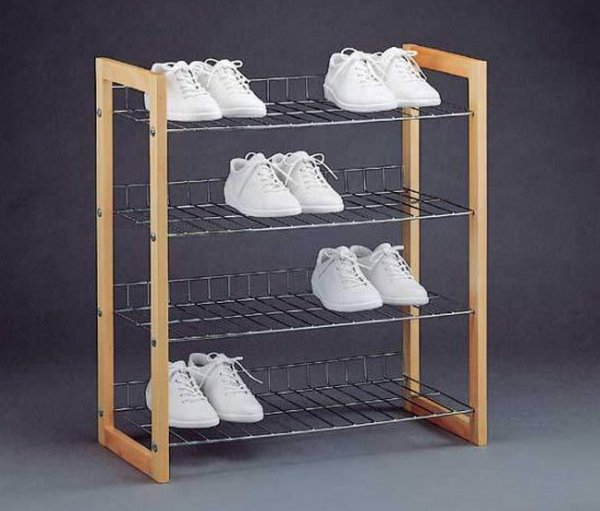 Этажерка для обуви своими руками