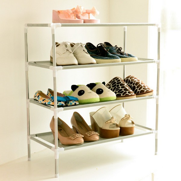 Складная этажерка для обуви в прихожую