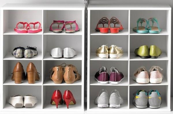Этажерка для обуви деревянные