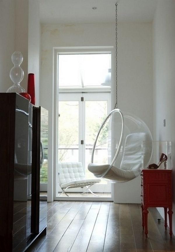 кресло шар подвесной